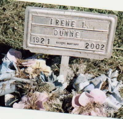 DUNNE, IRENE L - Lee County, Iowa | IRENE L DUNNE