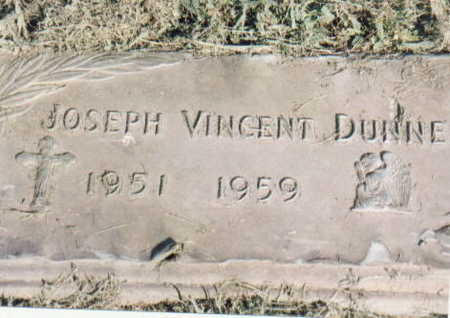 DUNNE, JOSEPH VINCENT - Lee County, Iowa | JOSEPH VINCENT DUNNE