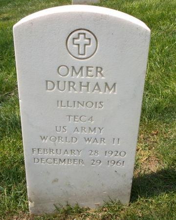 DURHAM, OMER - Lee County, Iowa | OMER DURHAM