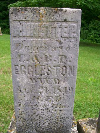 EGGLESTON, ANNETTE P. - Lee County, Iowa | ANNETTE P. EGGLESTON