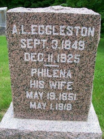 EGGLESTON, PHILENA - Lee County, Iowa | PHILENA EGGLESTON