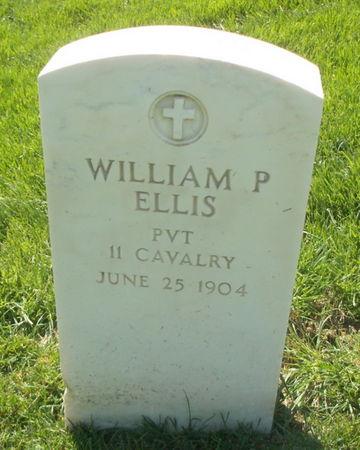 ELLIS, WILLIAM P. - Lee County, Iowa   WILLIAM P. ELLIS