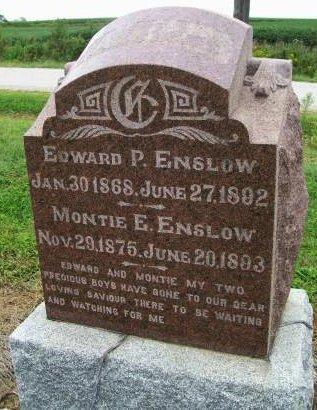 ENSLOW, EDWARD P. - Lee County, Iowa | EDWARD P. ENSLOW