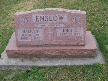 ENSLOW, MARILYN - Lee County, Iowa | MARILYN ENSLOW