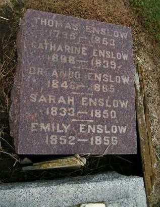 ENSLOW, EMILY - Lee County, Iowa | EMILY ENSLOW