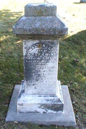 EWING, WALTER L. - Lee County, Iowa | WALTER L. EWING