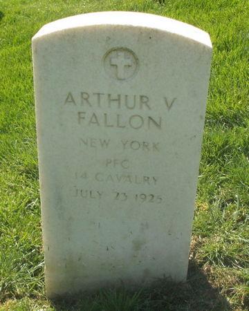 FALLON, ARTHUR V. - Lee County, Iowa | ARTHUR V. FALLON