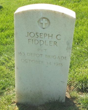 FIDDLER, JOSEPH C. - Lee County, Iowa | JOSEPH C. FIDDLER