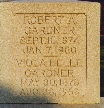 GARDNER, ROBERT A. - Lee County, Iowa | ROBERT A. GARDNER