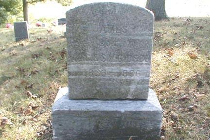 GIBSON, JAMES R. - Lee County, Iowa   JAMES R. GIBSON