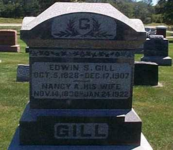 GILL, EDWIN S. & NANCY A. - Lee County, Iowa | EDWIN S. & NANCY A. GILL