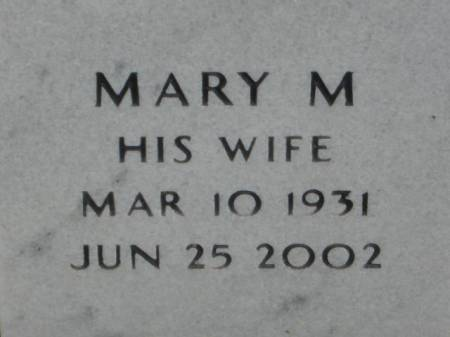 GORHAM, MARY  M. - Lee County, Iowa   MARY  M. GORHAM
