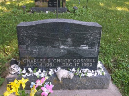 GOSNELL, CHARLES R. - Lee County, Iowa | CHARLES R. GOSNELL