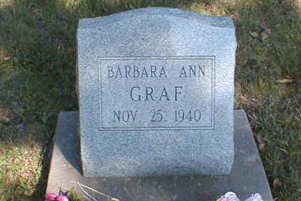 GRAF, BARBARA ANN - Lee County, Iowa | BARBARA ANN GRAF