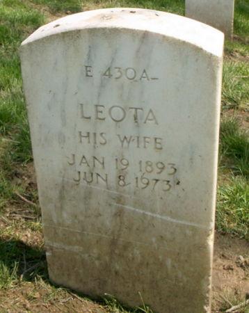 GRANT, LEOTA - Lee County, Iowa | LEOTA GRANT
