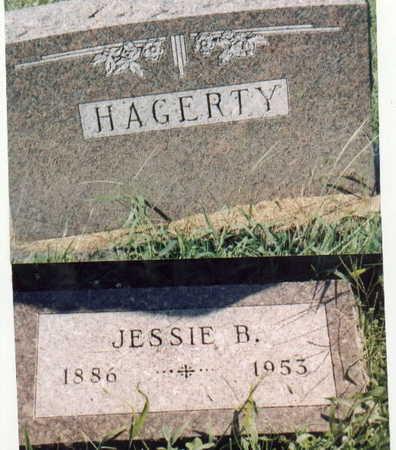 HAGERTY, JESSIE B - Lee County, Iowa | JESSIE B HAGERTY