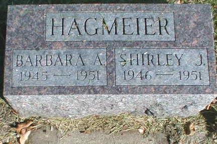 HAGMEIER, SHIRLEY J. - Lee County, Iowa | SHIRLEY J. HAGMEIER