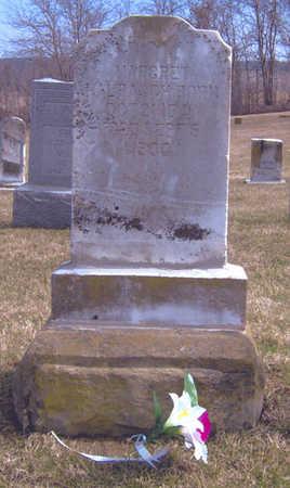 WEIDLE HALBASCH, MARGARETHA - Lee County, Iowa | MARGARETHA WEIDLE HALBASCH