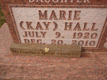 HALL, MARIE - Lee County, Iowa | MARIE HALL