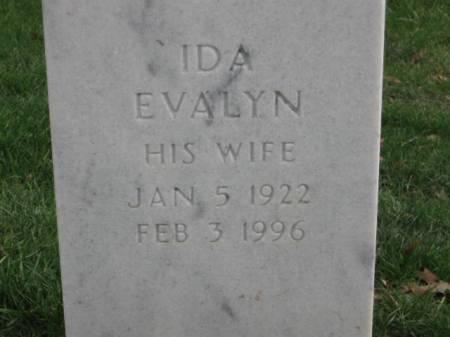 HARDY, IDA  EVALYN - Lee County, Iowa   IDA  EVALYN HARDY