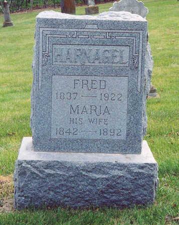 HARNAGEL, FRED - Lee County, Iowa | FRED HARNAGEL