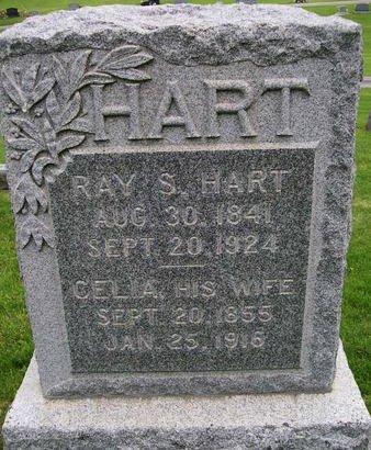 HART, CELIA - Lee County, Iowa | CELIA HART