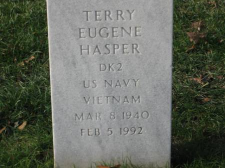 HASPER, TERRY  EUGENE - Lee County, Iowa | TERRY  EUGENE HASPER