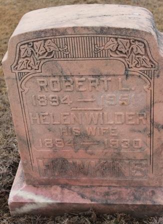 HAWKINS, ROBERT LEONARD - Lee County, Iowa | ROBERT LEONARD HAWKINS