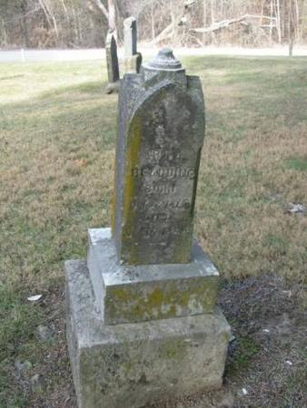 HEADDING, IRA A. - Lee County, Iowa | IRA A. HEADDING