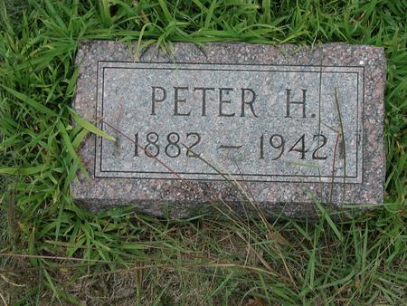 HIRSTINE, PETER - Lee County, Iowa | PETER HIRSTINE