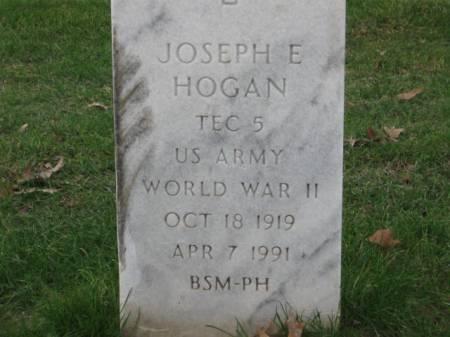 HOGAN, JOSEPH  E. - Lee County, Iowa   JOSEPH  E. HOGAN