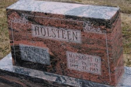 HOLSTEEN, MARGARET O. - Lee County, Iowa | MARGARET O. HOLSTEEN