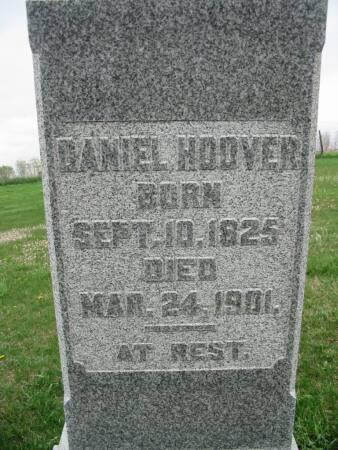 HOOVER, DANIEL - Lee County, Iowa | DANIEL HOOVER