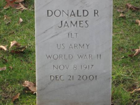 JAMES, DONALD  R. - Lee County, Iowa   DONALD  R. JAMES