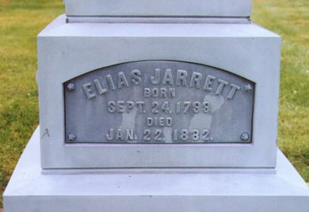 JARRETT, ELIAS - Lee County, Iowa   ELIAS JARRETT
