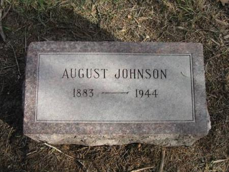 JOHNSON, AUGUST - Lee County, Iowa | AUGUST JOHNSON