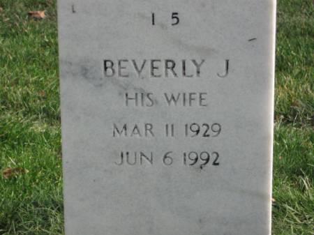 JONES, BEVERLY  J. - Lee County, Iowa | BEVERLY  J. JONES