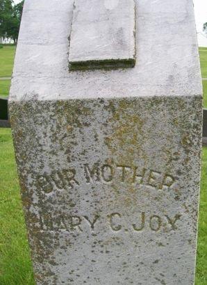 JOY, MARY C. - Lee County, Iowa | MARY C. JOY
