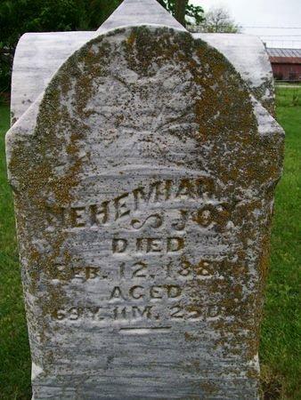 JOY, NEHEMIAH - Lee County, Iowa   NEHEMIAH JOY