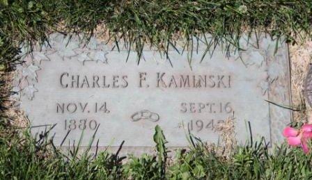 KAMINSKI, CHARLES F. - Lee County, Iowa | CHARLES F. KAMINSKI