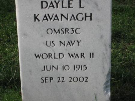 KAVANAGH, DAYLE  L. - Lee County, Iowa | DAYLE  L. KAVANAGH