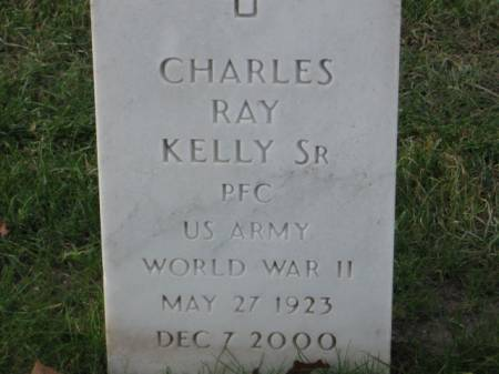 KELLY, SR., CHARLES  RAY - Lee County, Iowa   CHARLES  RAY KELLY, SR.