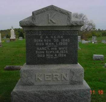 KERN, E. A. - Lee County, Iowa | E. A. KERN