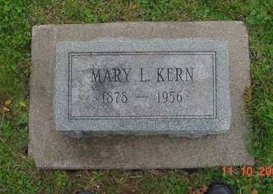 KERN, MARY L - Lee County, Iowa | MARY L KERN