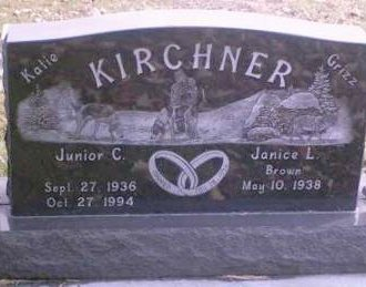KIRCHNER, JUNIOR C. - Lee County, Iowa | JUNIOR C. KIRCHNER