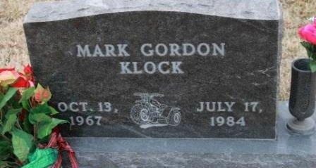 KLOCK, MARK GORDON - Lee County, Iowa   MARK GORDON KLOCK
