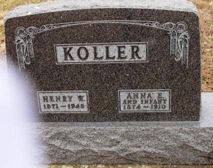 KOLLER, INFANT - Lee County, Iowa | INFANT KOLLER