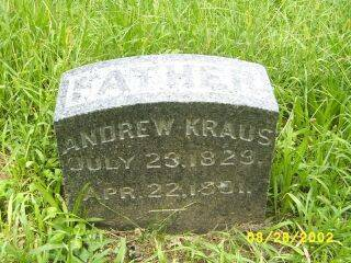 KRAUS, ANDREW - Lee County, Iowa | ANDREW KRAUS
