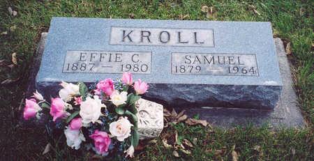 KROLL, SAMUEL - Lee County, Iowa | SAMUEL KROLL