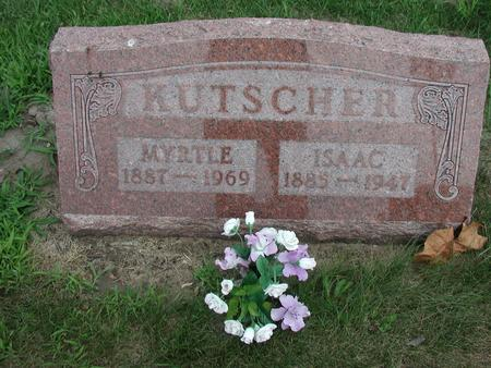 KUTSCHER, ISAAC - Lee County, Iowa | ISAAC KUTSCHER